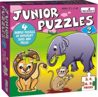 Creatives Junior Puzzles - 2