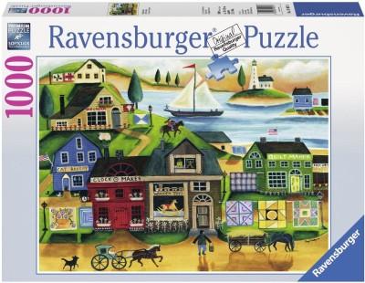 Ravensburger Village Harbor Jigsaw Puzzle
