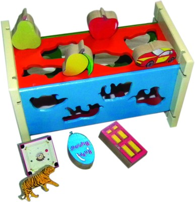 Kinder Creative Multi Objects Posting Box