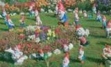 Lpf Puzzle Garden Gnomes, Falkland Islan...