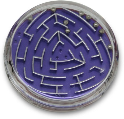 Lagoon Flipside Puzzles - Purple Triangle
