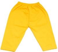 Kids Hub Baby Girls Plain Colour Pants Pyjama(Pack of 1)