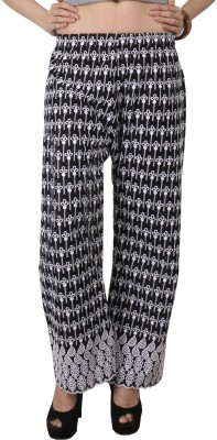 C/Cotton Comfort Women's Chicken Plazo Pyjama