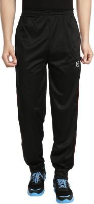 Forever19 Basic Solid Men's Black Track Pants