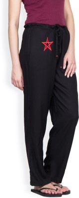 Famous by Payal Kapoor Women's Yoga Pant Pyjama(Pack of 1) at flipkart