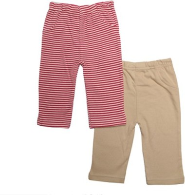 Hudson Baby Baby Girl's Organic Pant Set Pyjama
