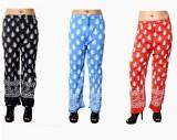 Jhoomar Women's Pyjama (Pack of 3)