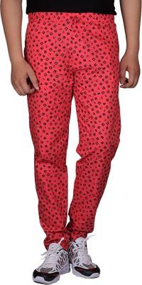 Black Casual Men's Pyjama
