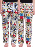 Gabi Women's Pyjama (Pack of 2)