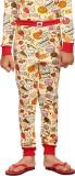 Nuteez Boys & Girls Pyjama (Pack of 1)
