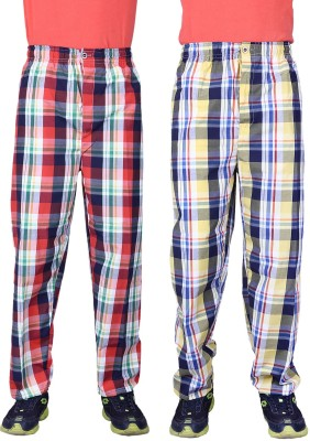 Belmarsh Mens Checkered Pyjama