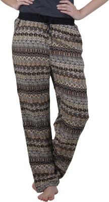 Vixenwrap Women's Ethnic Printed Pyjama
