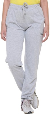 IN Love Solid Women's Grey Track Pants