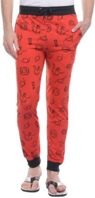 Tab91 Men's Men's Printed Pyjama Pyjama