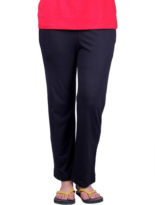 Kally Women's Basic Pajamas Pyjama(Pack of 1)