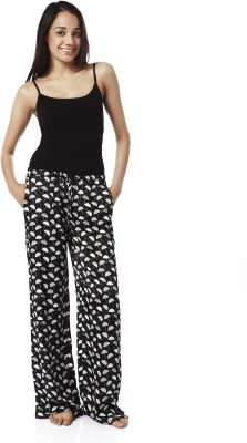 Mystere Paris Women's Pajamas Pyjama(Pack of 1) at flipkart