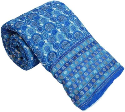 Vrtshop Abstract Double Quilts & Comforters Blue