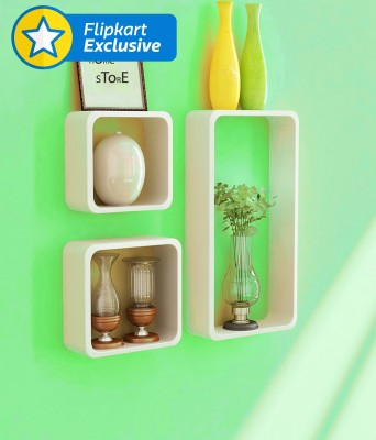 Home Store Shelves Wooden Wall Shelf