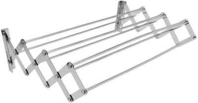 AAI Expandable 24 Inches Stainless Steel Wall Shelf