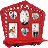 Home Sparkle Wall Shelf W/ Photoframe & ...