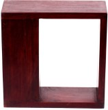 Amey Wooden Wall Shelf (Number of Shelve...