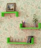 Art Gallery MDF Wall Shelf (Number of Sh...