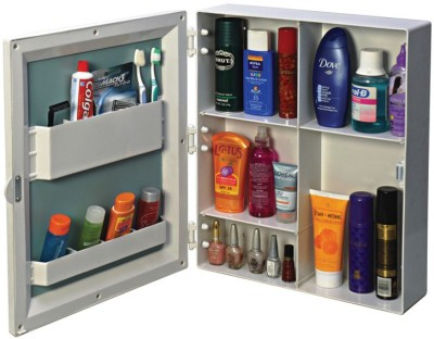 BathDeal Rejoice bathroom cabinet Plastic Wall Shelf