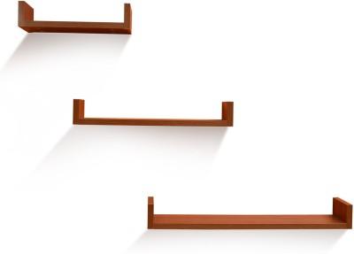 Nitraa Particle Board Wall Shelf