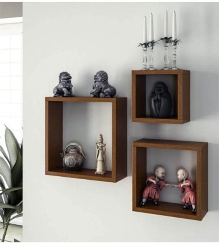 View Antiqua V Group Wooden Wall Shelf(Number of Shelves - 3) Furniture (Antiqua Vgroup)