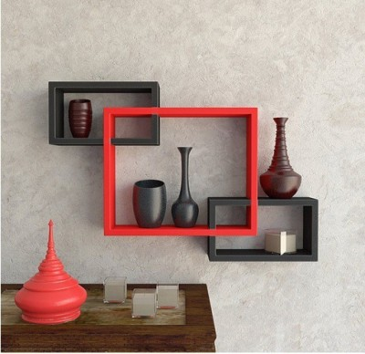 Wooden Wall Shelves by Custom Decor MDF Wall Shelf