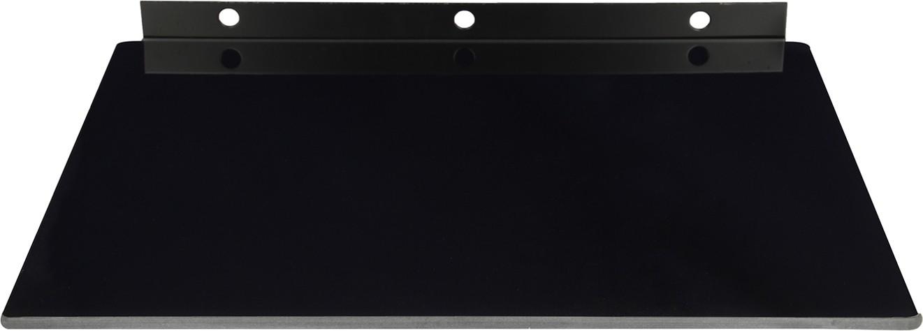 View Mounts XLNC Mounts XLNC STB0001 Glass Wall Shelf(Number of Shelves - 1, Black) Furniture (Mounts XLNC)