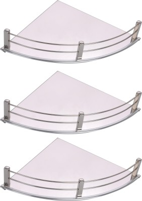 buyer 306 Stainless Steel Wall Shelf