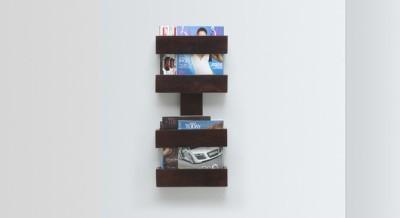 CP DECOR Issue Magazine Rack MDF Wall Shelf