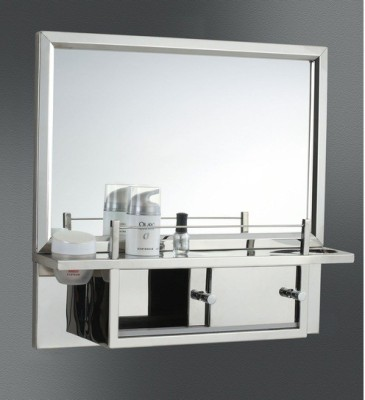 Jj Sanitaryware Lavinia Stainless Steel Wall Shelf