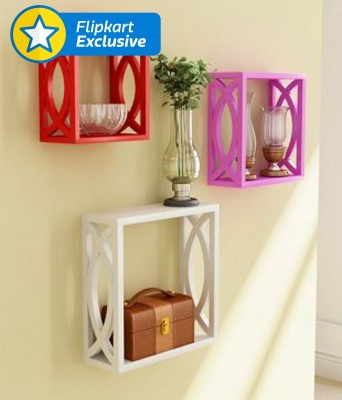 Home Store Home Store Wooden Wall Shelf