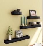 Decorhand MDF Wall Shelf (Number of Shel...