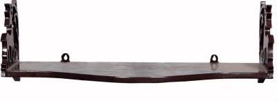 Loxia Wooden Wall Shelf