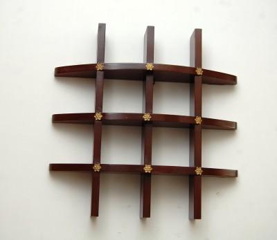 The Art Box Wooden Wall Shelf