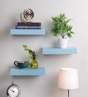 CP DECOR Floating Shelf Wooden Wall Shelf