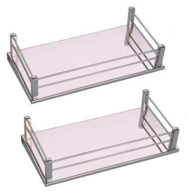 buyer 309 Stainless Steel Wall Shelf