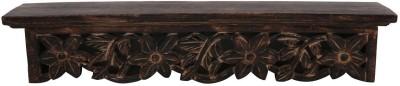 Craft Art India Wooden Wall Shelf