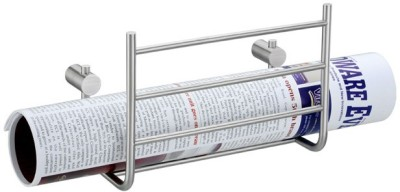 Doyours Magazine / Newspaper, 200mm Stainless Steel Wall Shelf