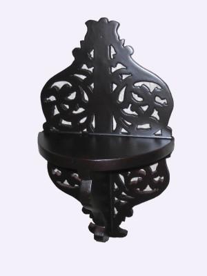 handicraft shoppe Wooden Wall Shelf