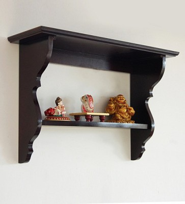 CP DECOR LifeEstyle Wooden Wall Shelf