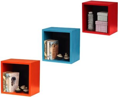 Rahkri RKWDS-01 Wooden Wall Shelf