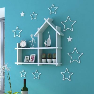 hardika furniture hut MDF Wall Shelf