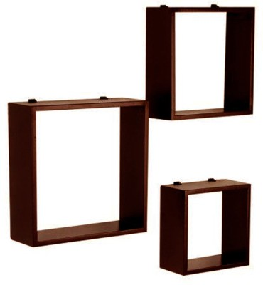 Craftatoz Wooden Wall Shelf