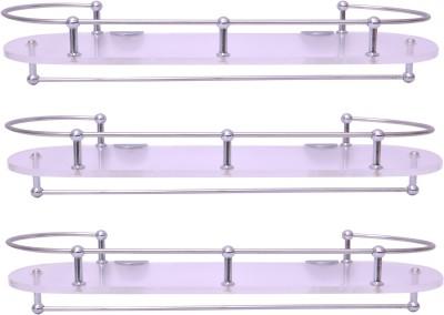 Easyhome Furnish Acrylic Wall Shelf