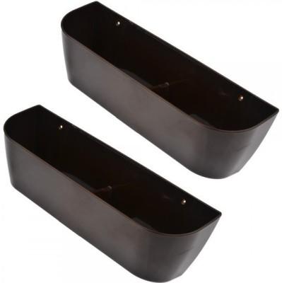 Taino Magnetic Shoe Holder Polypropylene Wall Shelf