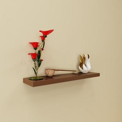 eCraftIndia Modern Multiutility Floating Wooden Wall Shelf